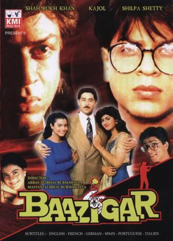 Baazigar affiche
